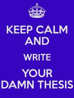 How to defend your Master Thesis - Thesis Scientist